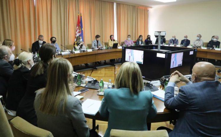 Joksimović: เราดำเนินการตามเป้าหมายการพัฒนาที่ยั่งยืนมาตั้งแต่ปี 2559