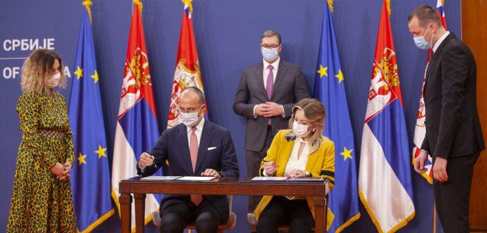 J. Joksimović: เงินทุนที่จัดสรรสำหรับภาคส่วนที่มีความสำคัญมาก